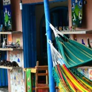 Shopping in the Galapagos islands