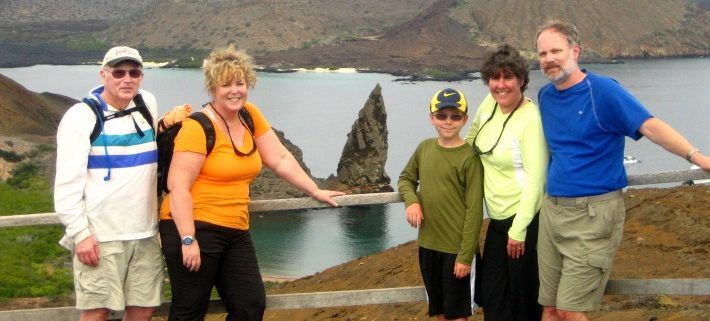 Multi-Generational Galapagos Vacations